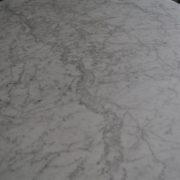 Marble tulip table