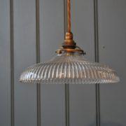 French ridged pendant