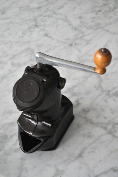 Bakelite coffee grinder