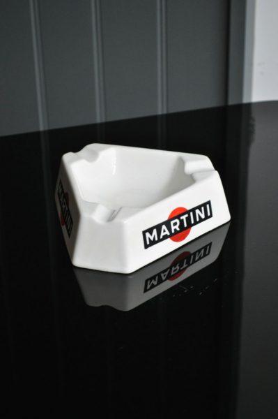 Martini ashtray