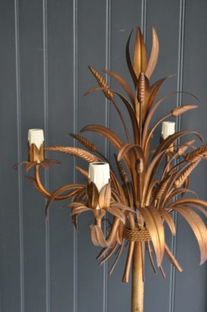 Wheatsheaf floor lamp