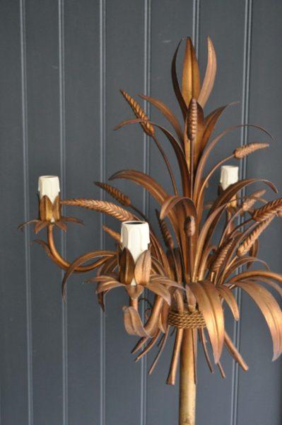 Wheatsheaf floor lamp