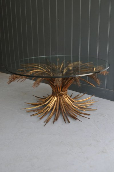 Wheatsheaf coffee table