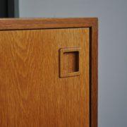 Danish oak sideboard