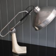 British medical lamp