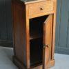 French oak cabinet