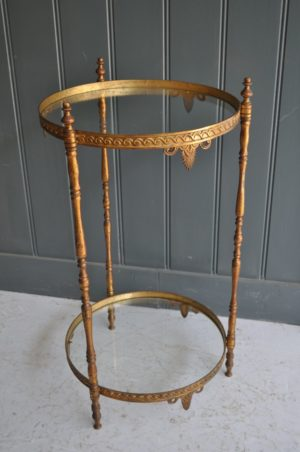 2-tier French side-table