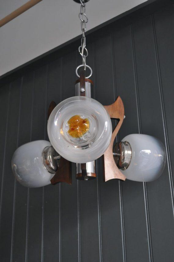 Italian 3-arm lamp