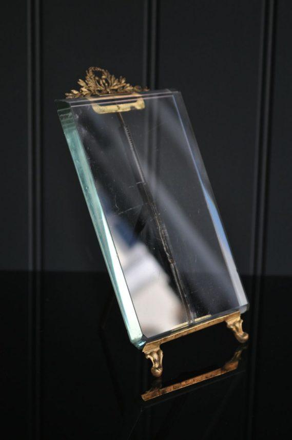 brass photo frame