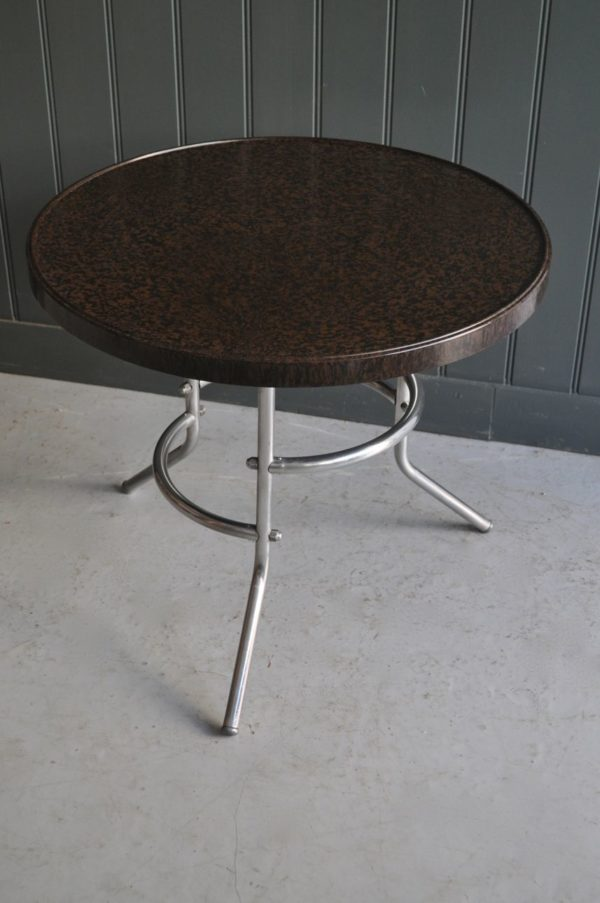 Bakelite table