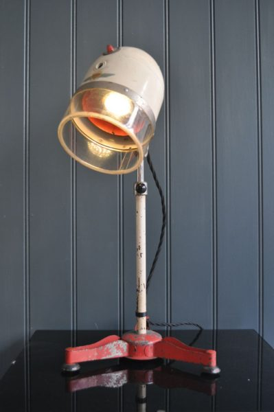 hairdryer lamp