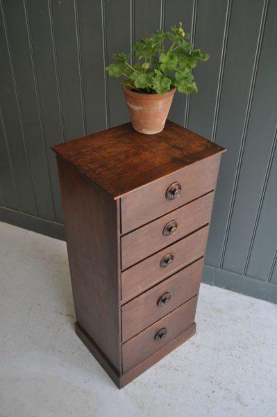 Oak drawers
