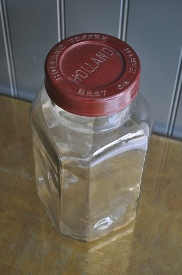 Vintage sweet jar
