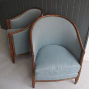 French tub chairs
