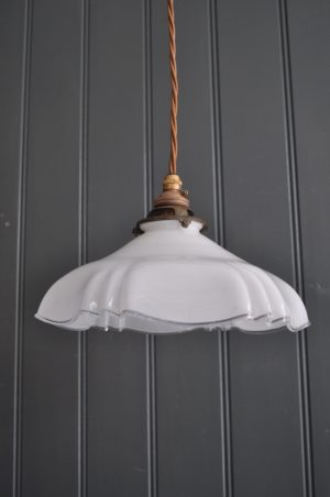French white pendant