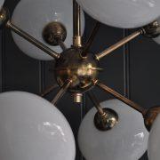 Sputnik chandelier