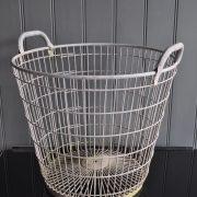 Belgian wire basket