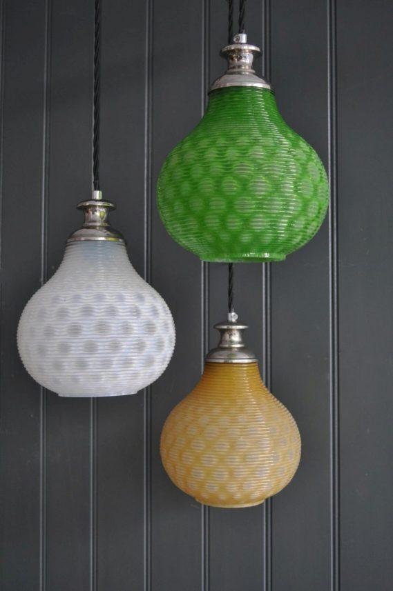 Italian ceiling lamp