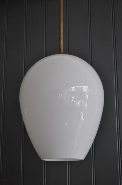 Opaline lamp
