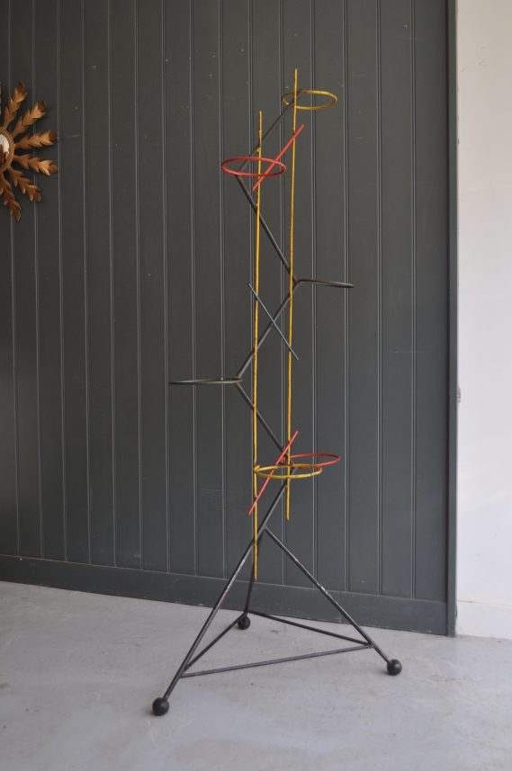 Czech plant stand