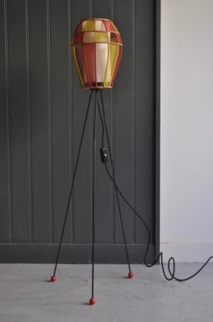 Atomic flloor lamp