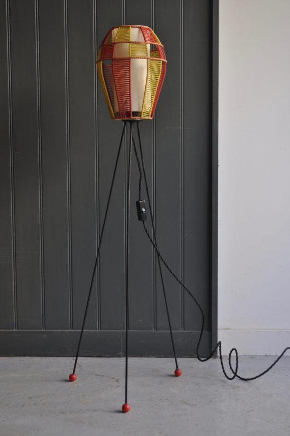 Atomic flloor lamp
