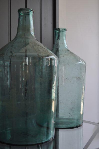 Glass vessels