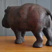 Leather hippo