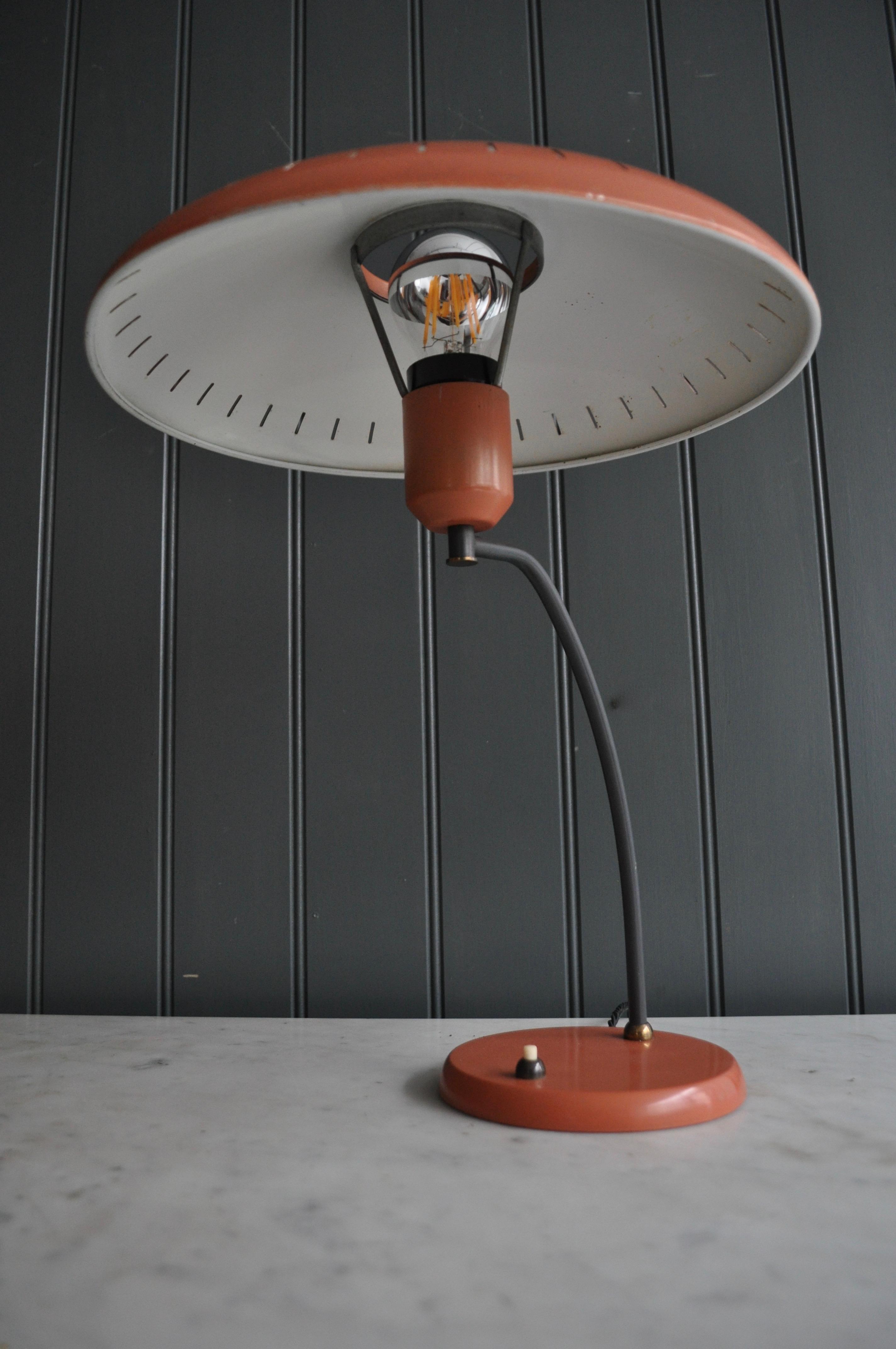 Louis Kalff Lamp.Louis Kalff Lamp