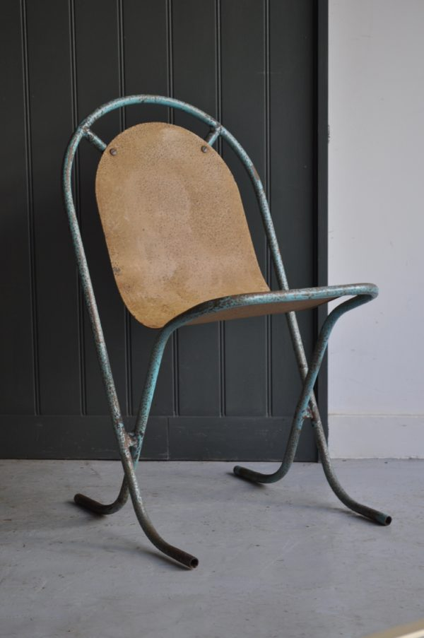 Stak-a-bye chair