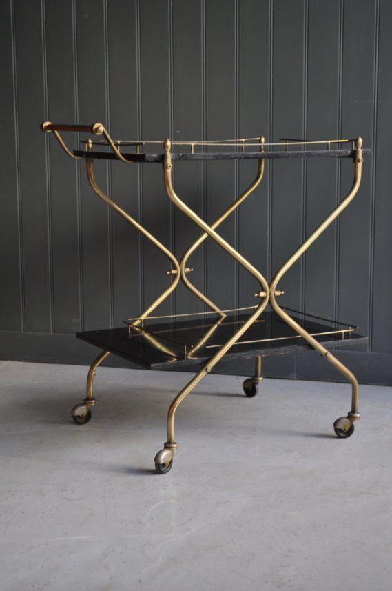 French bar cart