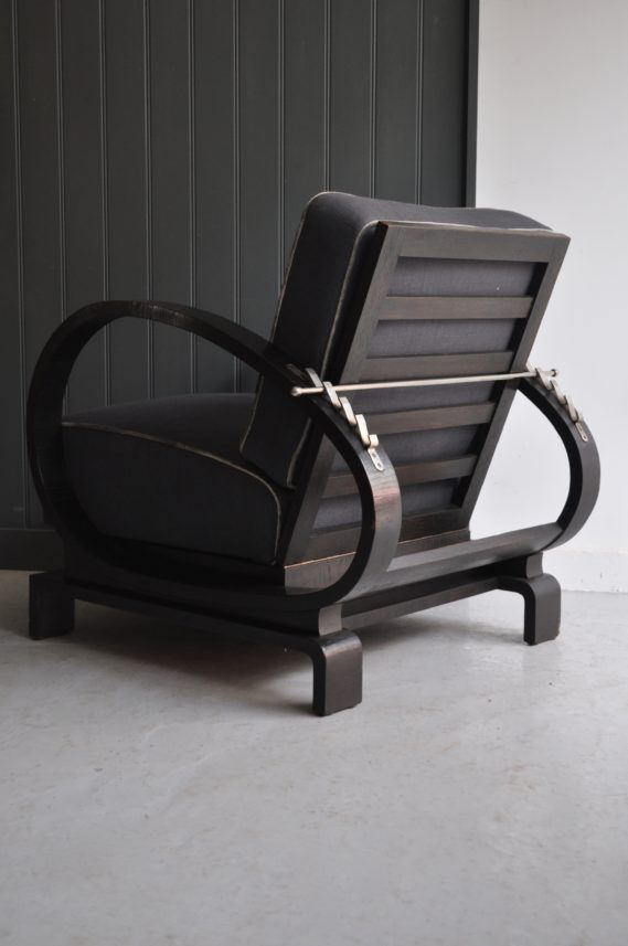 Deco Czech Chair