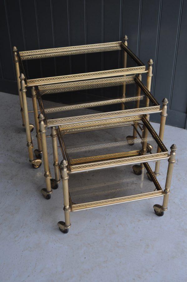 brass nest