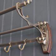 Belgian coat rack