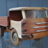 Vintage toy truck