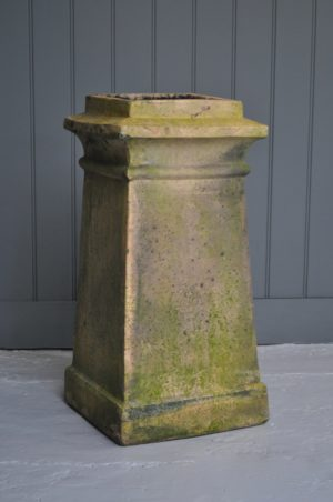 Square chimney pot