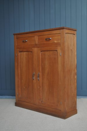 French fruitwood cabinet