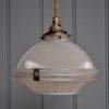small Holophane lamp