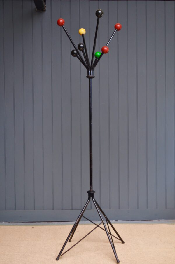 French atomic coat stand