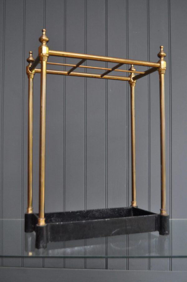 Brass stick stand