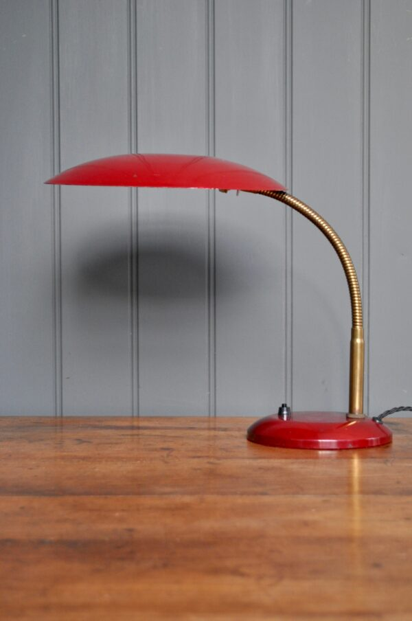 Belgian desk lamp