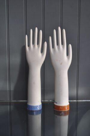 Glove moulds