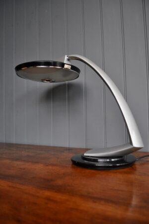 Black fase lamp