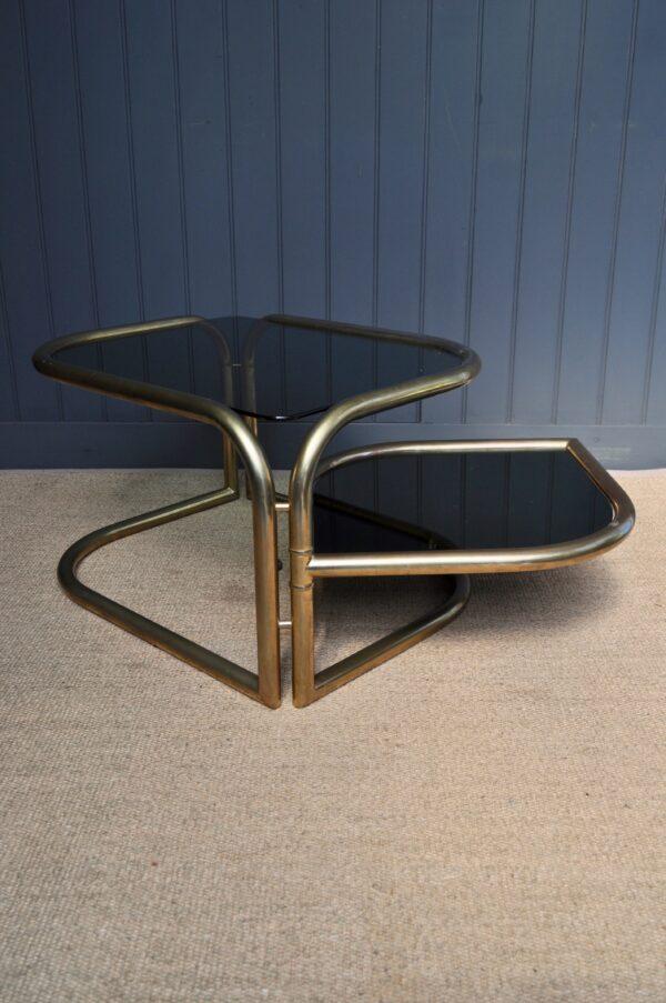 Stylish 1970s coffee table