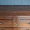 French oak 3-drawer chest