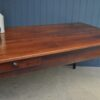 French fruitwood table