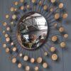 Spanish convex mirror