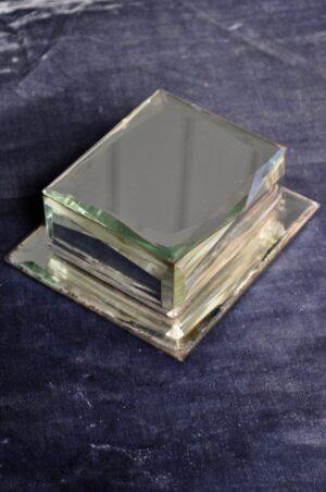 Mirrored Deco box