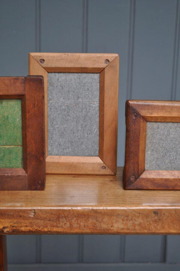 Vintage neg-frames