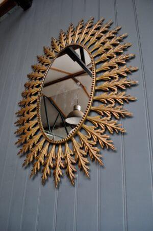 Spanish mid century mirror
